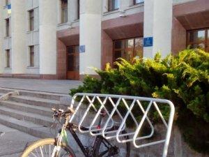 Фото: У Полтаві побільшало велопарковок