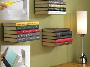 Ідеї для дому: як облаштувати економну бібліотеку