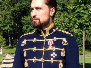 Фото: Діма Білан приміряв військову форму