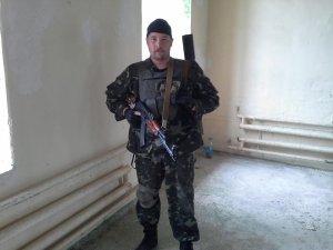 Фото: Полтавець Олександр Коба важко поранений в зоні АТО