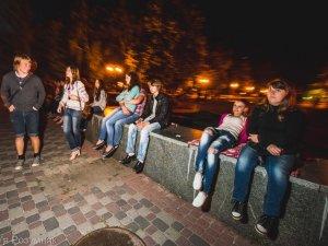Фото: У Полтаві пройшов фестиваль українського кіно «Відкрита Ніч»