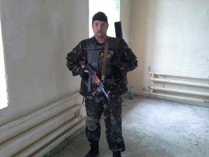 Фото: Каплін: полтавця Олександра Кобу поранили на Сході з вини військового інструктора