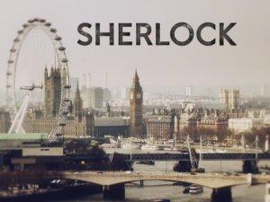 """Фото: BBC готує нові серії """"Шерлока"""""""