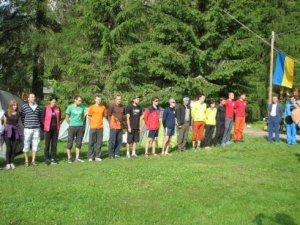 Фото: Чемпіонат України з альпінізму в Італії: полтавці посідають четверте місце