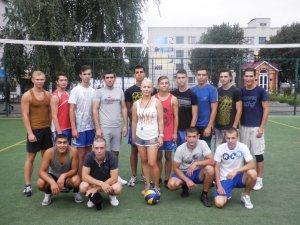 Фото: У колонії на Полтавщині пройшов волейбольний турнір
