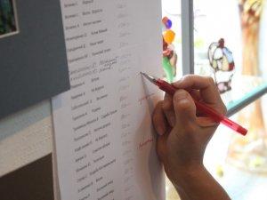 Фото: Виставка у Полтаві. Кошти за картини перерахують на потреби армії (фото)