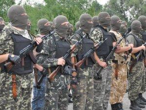 Спецпризначенці батальйону «Полтава» відправились у зону АТО