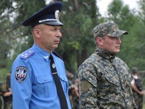 Фото: Спецпризначенці батальйону «Полтава» відправились у зону АТО