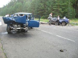 На Полтавщині в ДТП загинули троє людей