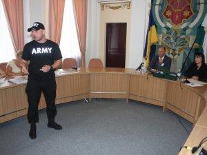 Сесію Полтавської міськради продовжать 23 липня (фотоогляд)