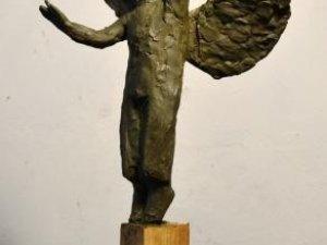 Фото: У Пирятині на місці пам'ятника Леніну хочуть бачити янгола