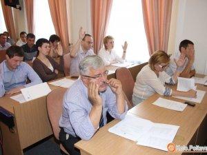 Фото: Мамай не прийшов на друге засідання сесії Полтавської міськради