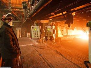 Фото: Кременчуцький сталеливарний завод зупинив роботу через проблеми з Росією