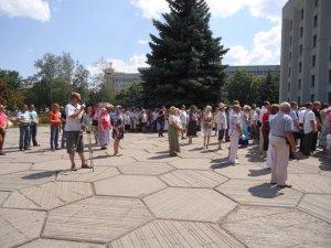 Фото: Фото. У Полтаві молилися за мир в Україні