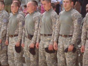 """У Полтаві створили батальйон """"Мирний"""" (відео)"""