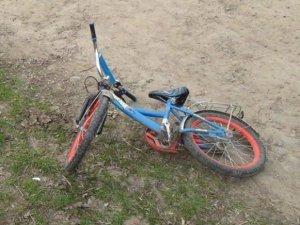 Фото: У Полтавському районі насмерть збили дитину на велосипеді