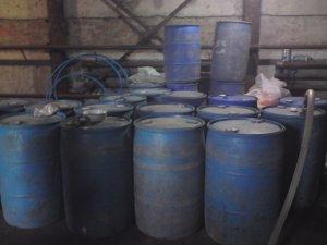 Фото: У підприємливого полтавця вилучили 27 тонн незаконного  спирту