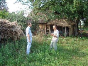 Фото: У селі на Полтавщині будують садибу для екотуризму