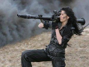Фото: Руслана: «Можу зібрати автомат Калашникова з заплющеними очима»