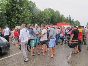 Фото: Чоловіки-переселенці уникають реєстрації, щоб не йти в армію