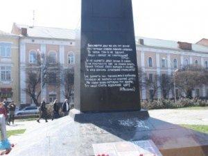 Фото: Пустовгар стверджує, що на Полтавщині демонтують всі пам'ятники Леніну