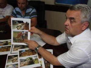 Фото: На Полтавщині активісти почали виготовляти ефективний захист для БТРів: потрібна допомога