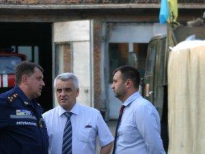 Фото: Рятувальники Полтавщини направили на Схід гуманітарну допомогу