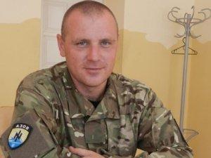 Фото: Боєць батальйону «Азов» з Полтави розповів про реалії неоголошеної війни