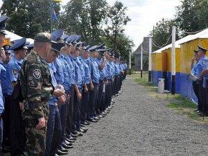 Фото: Сорочинський ярмарок прибуло охороняти понад півтисячі силовиків