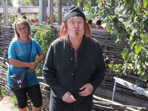 Фото: На Сорочинський ярмарок приїхали не всі, але майстри торгівлею задоволені