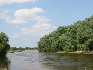 Фото: Водоканал  у Машівському районі забруднював річку