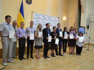 Фото: Полтавець став переможцем всеукраїнського конкурсу «Волонтер року-2013»