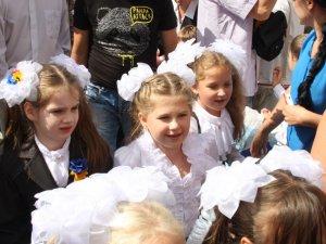 У Полтаві провели останнє цього року свято для першачків (фоторепортаж)
