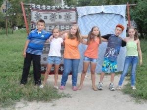 У Лубнах діти зібрали 100 гривень для АТО