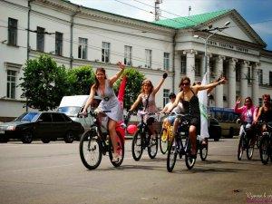 У Полтаві проведуть велосипедну екскурсію