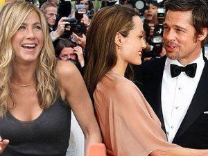 Фото: Еністон шокувало весілля Джолі та Пітта