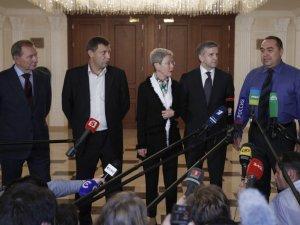 """Фото: ОБСЄ оприлюднила текст """"мінських домовленостей"""""""