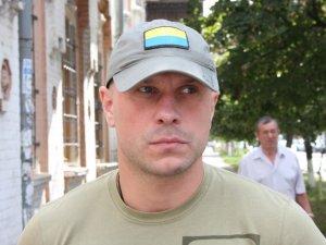 Фото: Призначення командира об'єднаного батальйону «Полтавщина» спровокувало скандал (оновлено)