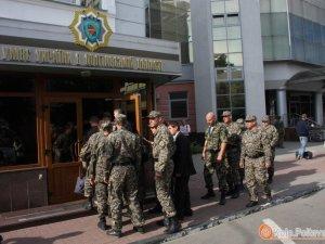 """Фото: Корсун порівняв новостворений батальйон """"Полтавщина"""" із штрафбатом"""