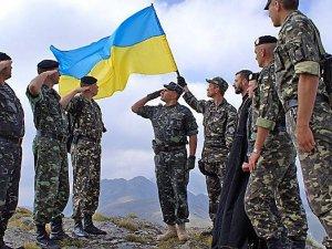 Фото: Бійці-добровольці АТО стануть військовими