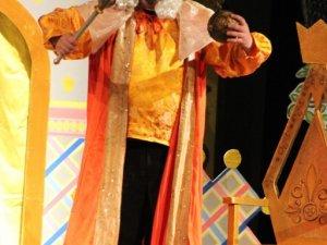 Фото: Полтавський театр підкорив коломийського глядача