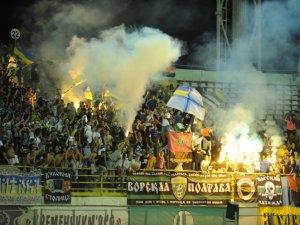 Фото: «Ворскла» перемогла львівські «Карпати»