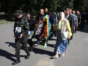 Фото: Загиблий Олександр Максимов пішов воювати, повернувшись із відставки