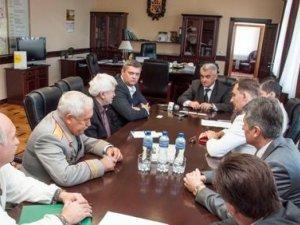 Фото: Очільник області заявив про необхідність інформування полтавців про НАТО