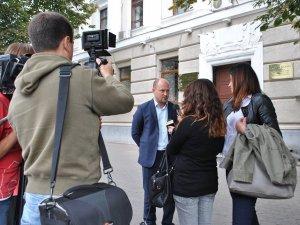 Фото: Нардеп ініціює люстрацію полтавського судді