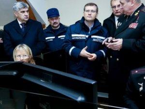 Фото: Олександр Вілкул привітав рятувальників з професійним святом
