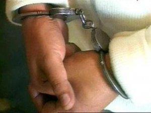Фото: У Полтаві затримали грабіжників, які мали при собі арсенал зброї