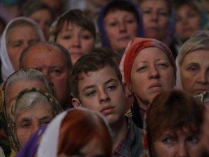 Фото: Полтаву відвідав Митрополит Онуфрій. Фото