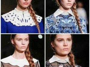 Фото: Як і з чим носити комірці: поради для модниць