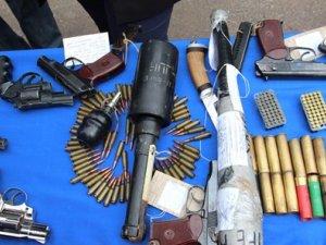 Фото: Полтавська міліція розповіла про покарання за незаконну зброю